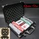 QuattroAssi(クアトロ・アッシー)ポーカーチップセット200 - 縮小画像1