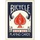 【トランプ】BICYCLE(バイスクル) ライダーバック ポーカーサイズ 【ブルー】【2個セット】 - 縮小画像1