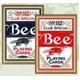 【トランプ】Bee(ビー)ポーカーサイズ 【レッド・ブルー】【2色セット】 - 縮小画像2