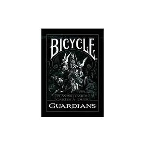 【トランプ】BICYCLE(バイスクル) GUARDIANS (ガーディアン) 【ポーカーサイズ】 - 拡大画像