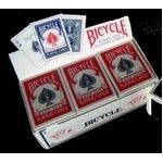 BICYCLE (バイスクル) ライダーバック [ポーカーサイズ] 【レッド / ブルー / ブラック】 1ダース