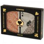 COPAG コパッグ1546 オレンジ・ブラウン [ポーカーサイズ]【トランプ】