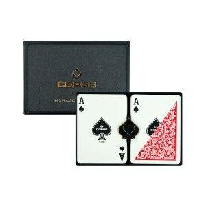COPAG コパッグ 1546 レッド&ブルー(ポーカーサイズ)【トランプ】