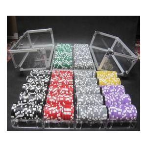 Quattro Assi(クアトロ・アッシー)ポーカーチップセット600