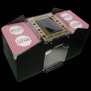 カードシャッフラー(4デック用) - 拡大画像