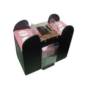 カードシャッフラー「6デック用」の商品画像