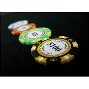 モンテカルロ・ポーカーチップサンプル10枚セットの紹介画像3