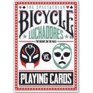 BICYCLE LUCHADORES バイスクル ルチャドーレ