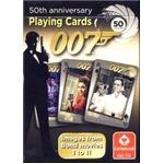 「007(ダブルオーセブン)」 50周年記念トランプ(1to11)