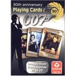 「007(ダブルオーセブン)」 50周年記念トランプ(12to22)