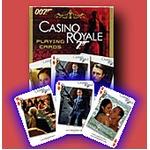 『007』シリーズ 「カジノロワイヤル」 シネマピクチャーズトランプ