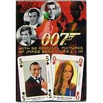 『007』シリーズ シネマピクチャーズトランプ 1-10