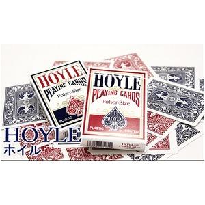 HOYLE ホイル (ポーカーサイズ) 【レッド 】