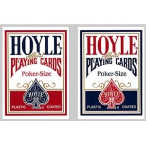 HOYLE ホイル (ポーカーサイズ) 【レッド 】の紹介画像3
