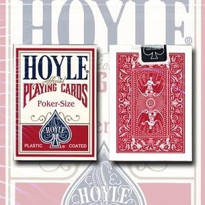 HOYLE ホイル (ポーカーサイズ) 【レッド 】の紹介画像5