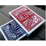 TALLY-HO タリホー サークルバック (ポーカーサイズ) 【ブルー】