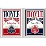 HOYLE ホイル (ポーカーサイズ) 【ブルー】