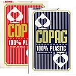 COPAG コパッグ (ポーカーサイズ) 【ブルー】