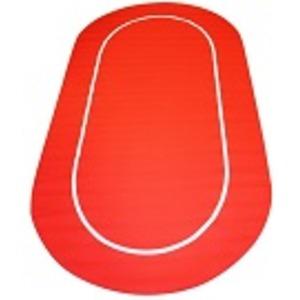 ポーカー・オーバルマット -カラー;レッド-の関連商品3