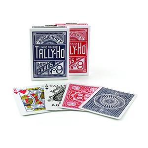 TALLYーHO タリホーサークルバック [ポーカーサイズ] 1ダース