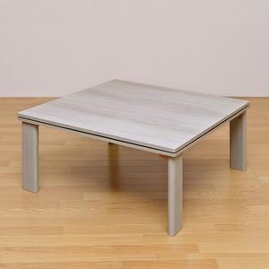 折れ脚フラットヒーターこたつテーブル(折りたたみ...の商品画像
