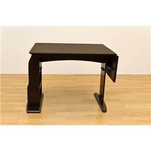 伸長式ダイニングテーブル/エクステンションテー...の紹介画像3