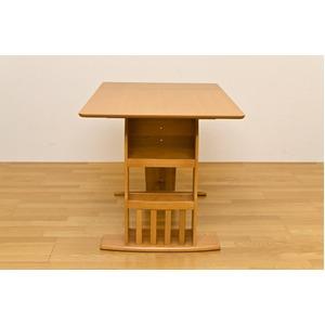 伸長式ダイニングテーブル/エクステンションテー...の紹介画像4