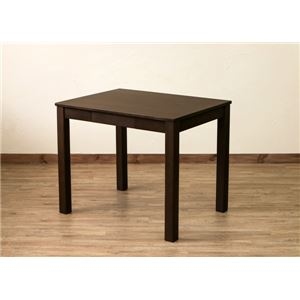 引出し付き フリーテーブル 85×65cm BR VGL-22BR 【カラー】BR(ブラウン)