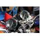 Z400FX メッキメーターカバー 上側 - 縮小画像3