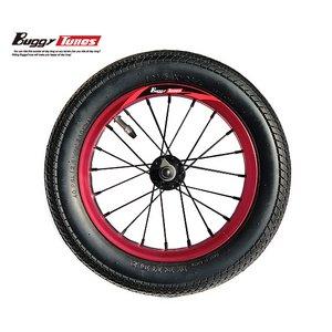 Buggytunes バギークロス専用 【RED】12インチオンロードスペアタイヤ