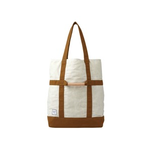2WAY TOTE BAG NATURAL - 拡大画像