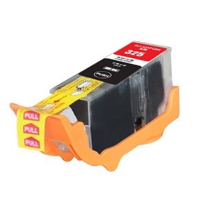 汎用インクカートリッジ キヤノン用 ブラック C325B - 拡大画像
