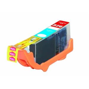 汎用インクカートリッジ キヤノン用 シアン C326C - 拡大画像