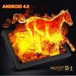 最新Ver4.0タブレットPC■7inchアンドロイド静電式Android Tablet