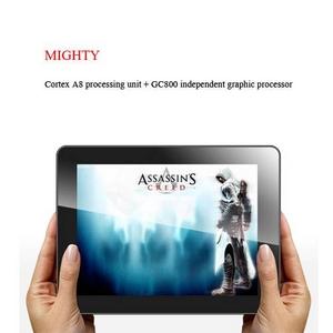 9.7inchタブレットPCアンドロイドAndroid静電式Tablet【8GB】 - 拡大画像