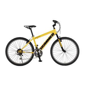 自転車 HUMMER(ハマー) ATB268 BX イエロー - 拡大画像