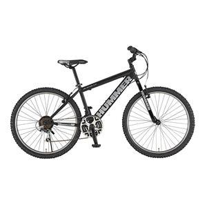 自転車 HUMMER(ハマー) ATB268 BX マットブラック - 拡大画像