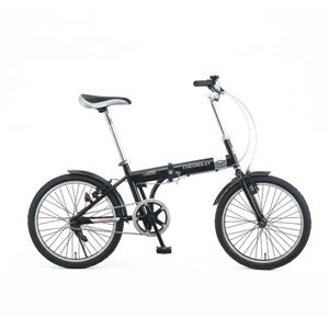 折畳自転車 CHEVROLET(シボレー) FDB20 ベーシック - 拡大画像