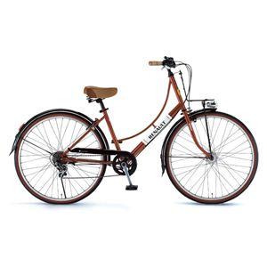RENAULT(ルノー)自転車 266L Classic メタリックブラウン - 拡大画像