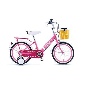 RENAULT(ルノー)子供用自転車 KID'S 16 ピンク - 拡大画像