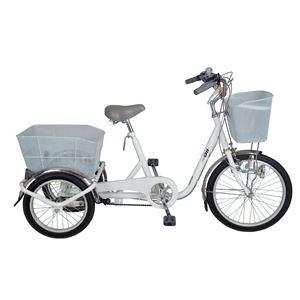 自転車の 高齢者 自転車 : 用三輪自転車 シニア・高齢者 ...