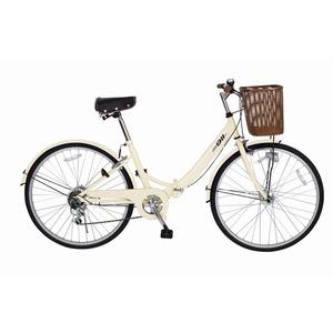折畳み自転車 ACTIVE911 ノーパンクFDB26 6S MG-CCM266N - 拡大画像