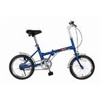 折畳み自転車 ZERO-ONE FDB16 No.72946