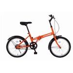 折畳み自転車 FIELD CHAMP FDB20 MG-FCP20の画像