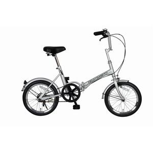 折畳み自転車 FIELD CHAMP365 FDB16 No.72750 - 拡大画像