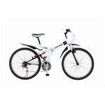 折畳み自転車 CHEVROLET WサスFD-MTB26 18S No.73133