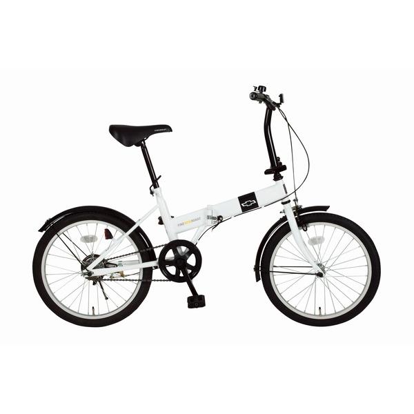 折畳み自転車 CHEVROLET FDB20R MG-CV20R