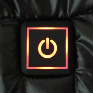 【ベスト単品】洗える電熱ウエア ヒートベスト(...の紹介画像5