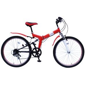 折畳み自転車 FIELD CHAMP WサスFD...の商品画像