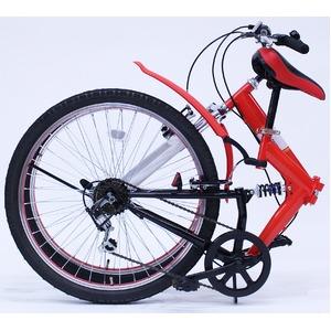 折畳み自転車 FIELD CHAMP WサスF...の紹介画像2